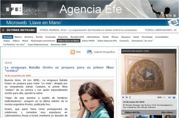 NewsCaster Screenshot