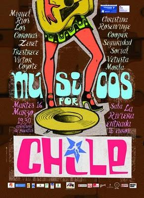 musicos por chile