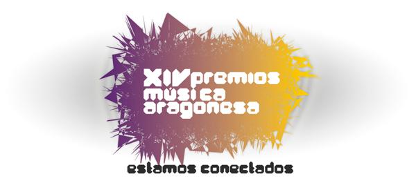 Cartel de los Premios de la Música Aragonesa