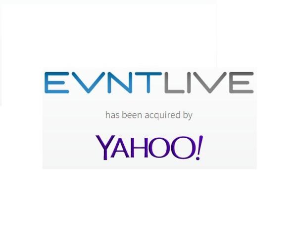 Yahoo! adquiere Evntlive
