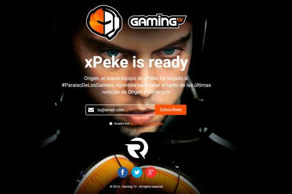 Mañana empezaremos a disfrutar de Gaming Tv