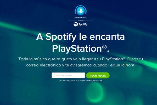 PlayStation Music llega en breve