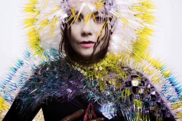 La nueva imagen en Björk de 'Vulnicura'b