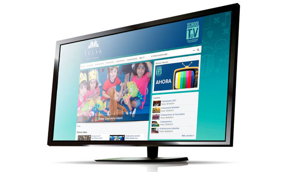 School TV, la autoproducción de streaming para colegios