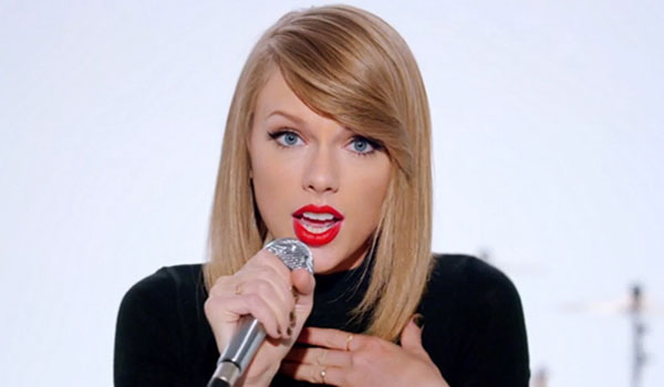 Taylor podría cantar en exclusiva para Apple