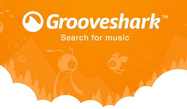 Adiós, Grooveshark